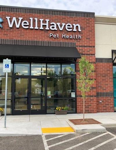 Hazel Dell Vancouver Vet - WellHaven Pet Health Hazel Dell